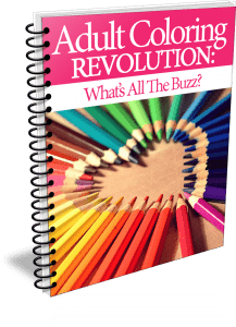 Adult Coloring Revolution: What's All The Buzz?