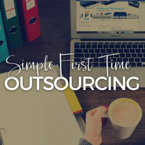 [MINI] Simple Tips For First Time Outsourcing