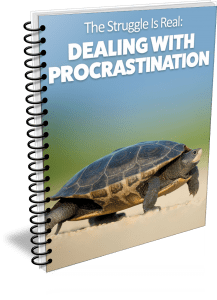The Struggle Is Real: Dealing With Procrastination