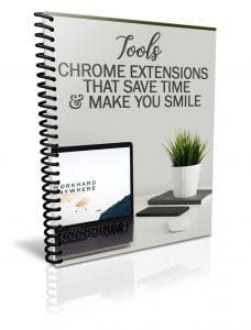 [Tools] Chrome Extensions Save Time & Make You Smile