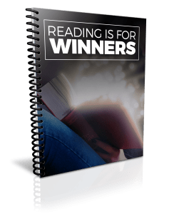 Reading is for Winners