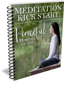 Meditation Kick Start: Peaceful Moments For You