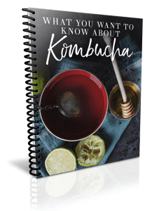 What You Want to Know About Kombucha