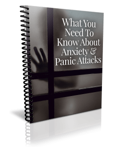 What You Need To Know About Anxiety & Panic Attacks