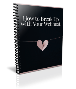 How to Break Up with Your Webhost