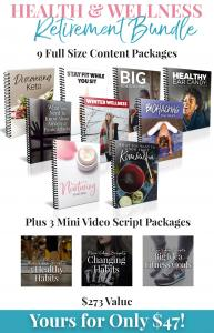 Health & Wellness Retirement Bundle