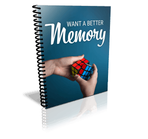 Want a Better Memory?
