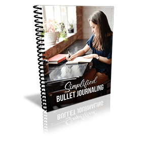 Simplified Bullet Journaling