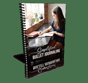 Simplified Bullet Journaling